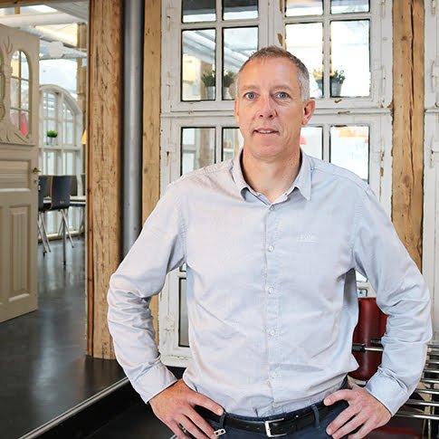 PLSP direktør Jesper Sørensen