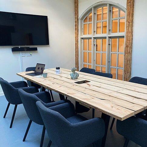 Workspace mødelokale 3